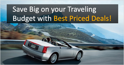 Save Big on your Traveling Budget with Best Priced Deals!